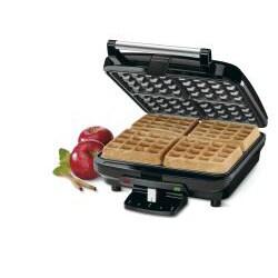 Cuisinart WAF-100FR 4-slice Belgian Waffle Maker (Refurbished)