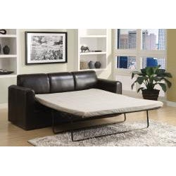Costa Espresso Queen Sleeper Sofa Free Shipping Today Overstock