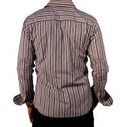 191 Unlimited Men's Multi-Stripe Shirt