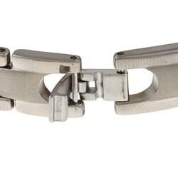 Men's Titanium Link Bracelet