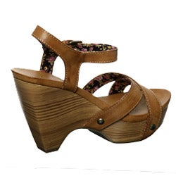 Unlisted by Kenneth Cole Women's 'Dotty' Wedge Sandals
