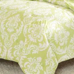 Marcheline Mint Queen-size 7-piece Bed in a Bag with Sheet Set - Thumbnail 1