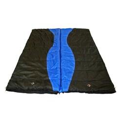 Ledge Idaho +20-degree Rectangular Sleeping Bags (Pack of 2) - Thumbnail 1