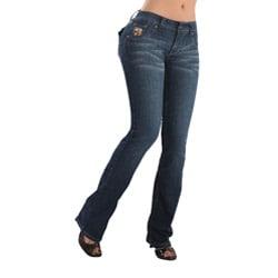 Yaiza Brazilian Style Stretch Push Up Jeans - Thumbnail 1