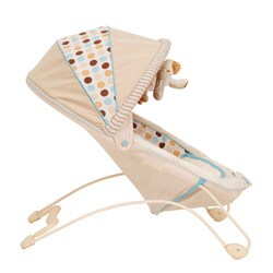Graco Soothe and Swaddle Bouncer in Deco - Thumbnail 1