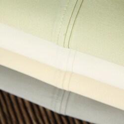 Hotel Diamond Egyptian Cotton Sateen 500 Thread Count Sheet Set - Thumbnail 1