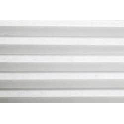 Arlo Blinds Honeycomb Cell Light-filtering Pure White Cellular Shades (29.5 x 60) - Thumbnail 1