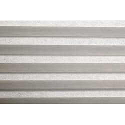 Arlo Blinds Honeycomb Cell Light-filtering Pure White Cellular Shades (46 x 72)