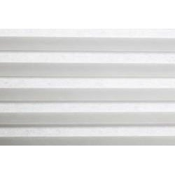 Honeycomb Cell Light-filtering Pure White Cellular Shades (30.5 x 72)