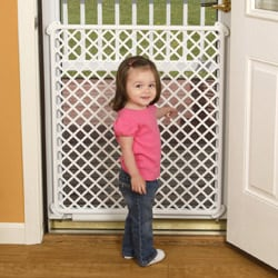 Safety 1st White Screen Door Saver - Thumbnail 1