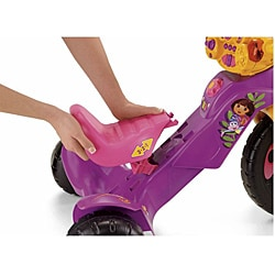 Fisher Price Dora The Explorer Lights And Sounds Trike