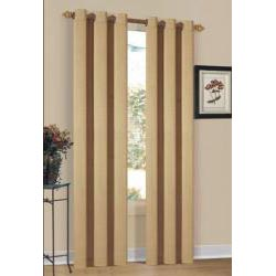 Bahamas Grommet 84-inch Curtain Panel