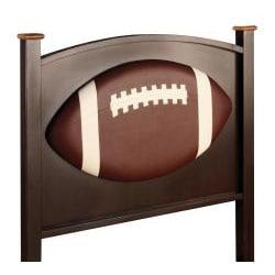 Furniture of America Maxton Football-theme Twin-size Bedroom Set