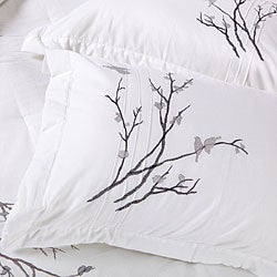 Lightning Branch 3-Piece Full/Queen-Size Comforter Set