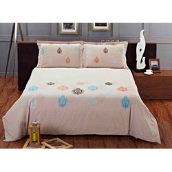 Cheshire Queen-size 3-piece Duvet Cover Set - Thumbnail 1