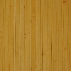 Asian Hand-woven Light Natural Stripe Bamboo Rug (2' x 3') - Thumbnail 1