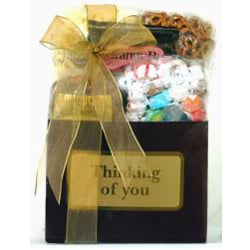 Gift Techs Mountain Wishes, Medium Thinking of You Themed Gift Box
