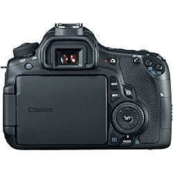 Canon EOS 60D 18MP Digital SLR Camera (Body Only) - Thumbnail 1