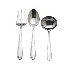 Reed & Barton Bayberry 47-piece Stainless Steel Flatware Set - Thumbnail 1