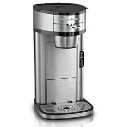 Hamilton Beach Single Serve Scoop Coffee Maker - Thumbnail 1