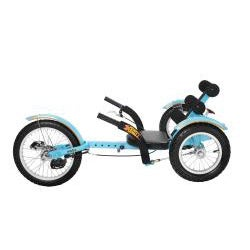 Mobo Mobito Blue 16-inch Ultimate 3-wheeled Cruiser - Thumbnail 1