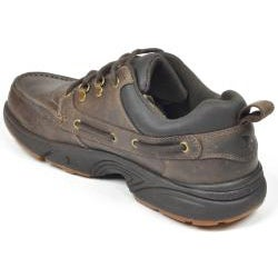 Rugged Shark Men's 'Courrier Low' Boat Shoe - Thumbnail 1