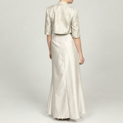 Eliza J Women's Jacquard Jacket Dress - Thumbnail 1