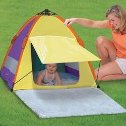 Kel-Gar Sun Stop'r with Shade Kwik Cabana Play Tent