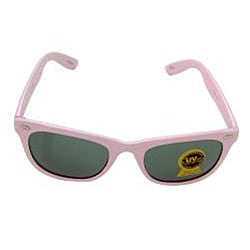 Unisex Pink Fashion Sunglasses - Thumbnail 1