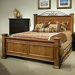 Broyhill Attic Heirlooms Manison Queen Bed Free Shipping