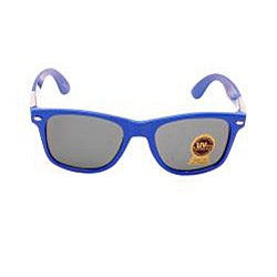 Unisex Beach Blue Fashion Sunglasses - Thumbnail 1