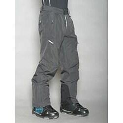 Marker Men's Reaction Shell Black Ski Pants - Thumbnail 1