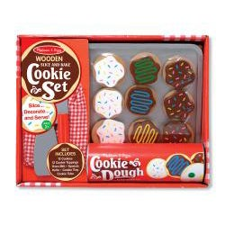 Melissa & Doug Slice and Bake Cookie Play Set - Thumbnail 1