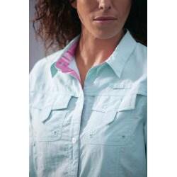 SHE Adventure Short Sleeve Vented Shirt