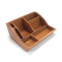 Storus Oak Smart Valet Tray - Thumbnail 1