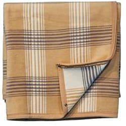 Bocasa Karo Woven Wearable Zip-up Cuddle Wrap Blanket - Thumbnail 1