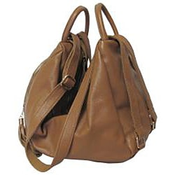Amerileather Willow Mini Leather Backpack - Thumbnail 1