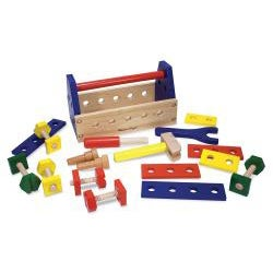 Melissa & Doug Take-along Tool Kit Play Set - Thumbnail 1
