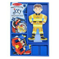 Melissa & Doug Magnetic Pretend Play - Joey - Thumbnail 1