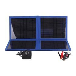 C&G Portable 40-watt Solar Panel Charger