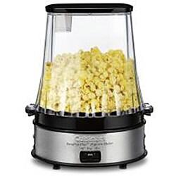Cuisinart CPM-950BK Black Easy Pop Plus Popcorn Maker - Thumbnail 1