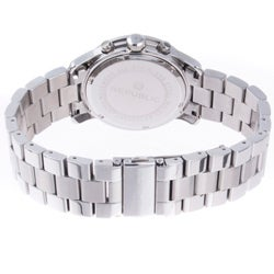 Republic Women's Stainless Steel Chronograph Watch - Thumbnail 1