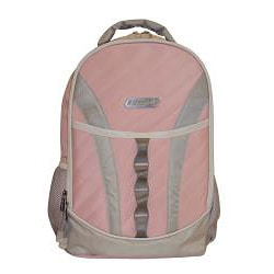 Dickies 'Blaze' Pink Quilted Backpack - Thumbnail 1