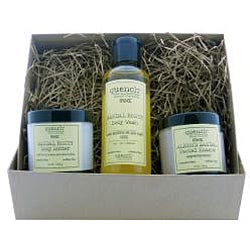 Quench India Sandalwood and Almond Gift Set (India)