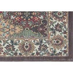 Dorchester Multicolor Beige Rug (2' x 3') - Thumbnail 1
