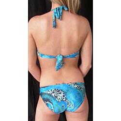 JesAla Couture 'Rising Tide' Sporty Bikini Bottom