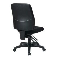 Black Work Smart Chair