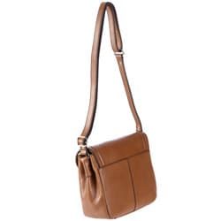 Etienne Aigner Leather Crossbody Bag - Thumbnail 1