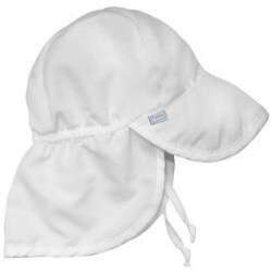 Toddler Solid Flap Sun Protection Hat