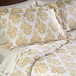 Somerset 3-piece Duvet Cover Set - Thumbnail 1
